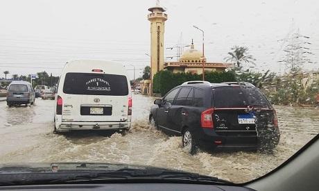 Alexandria Flooding