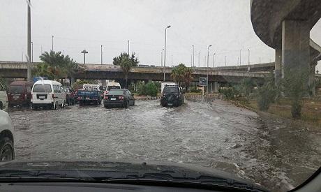 Alexandria floods