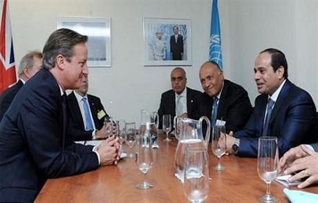 Sisi and Cameron