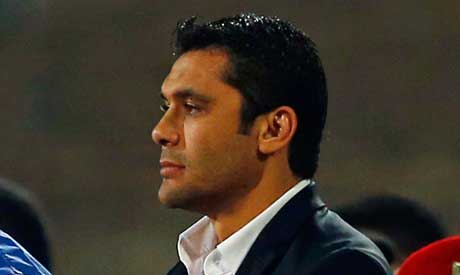 Coach Ahmed Hassan