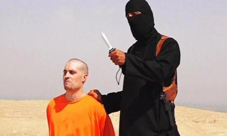 ISIS beheading journalist James Foley
