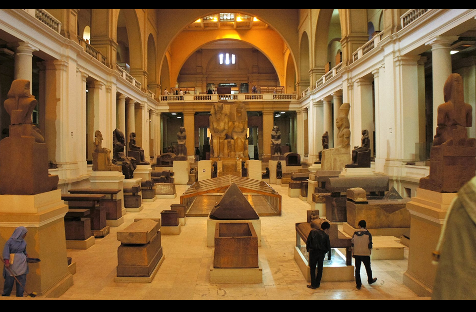 A Detailed Look at the History of the Ancient Egyptian Culture