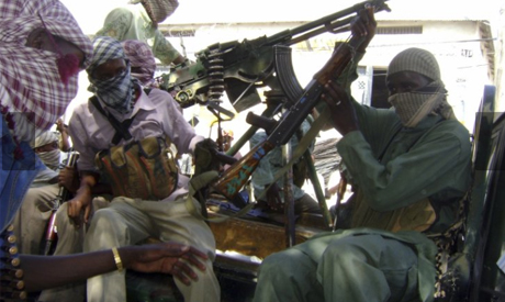Al-Shabaab Militias