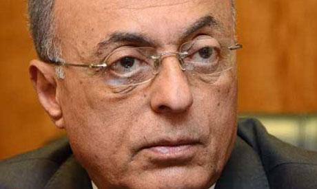 Sameh Saif El Yazel, a former intelligence officer (Al-Ahram)