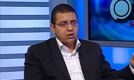 Egyptian journalist Ismail Alexandrani