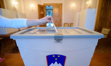 Slovenian sam-sex poll
