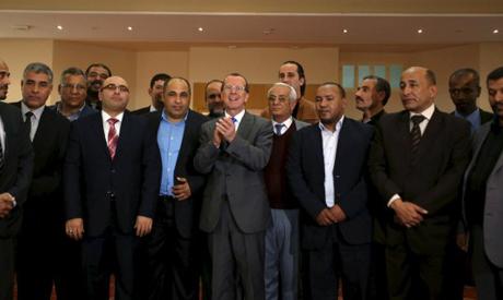 Representatives of Libyan municipalities