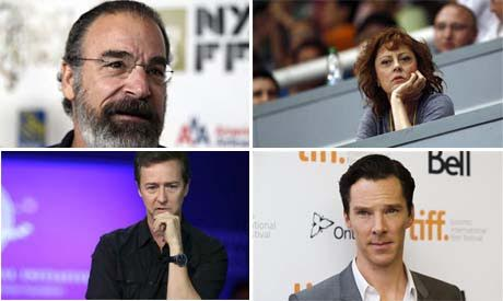 Hollywood celebrities speak out on migrant crisis