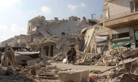 northwestern Syria