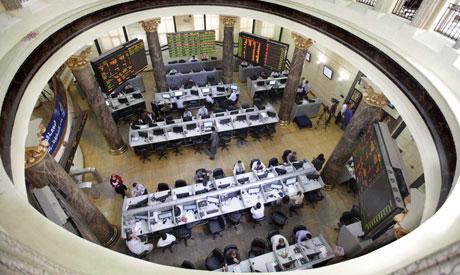 Cairo stock market (Reuters)