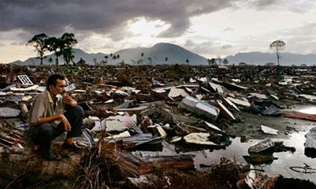 2004 Indian Ocean earthquake tsunami