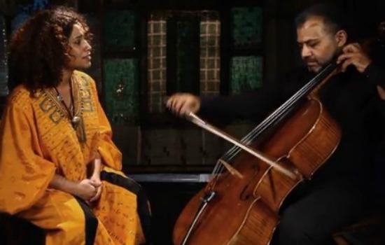 Ghalia Benali and Khaled Dagher