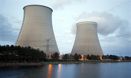 French Nuclear Power Station