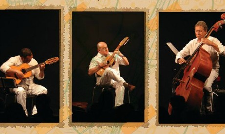 Colombian Trio