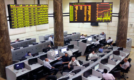 Egypt's stocks gain Wednesday amid institutional purchases