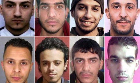 Paris attackers