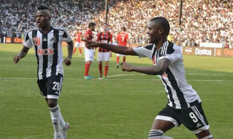 TP Mazembe of DR Congo(Reuters)