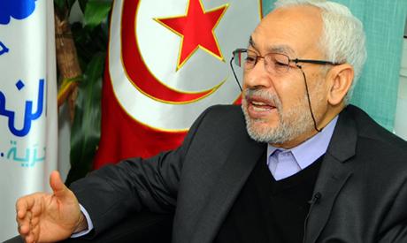 Rached Ghannouchi, head of Ennahda