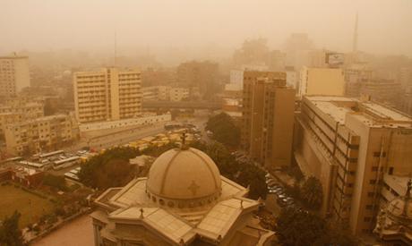 Cairo sky