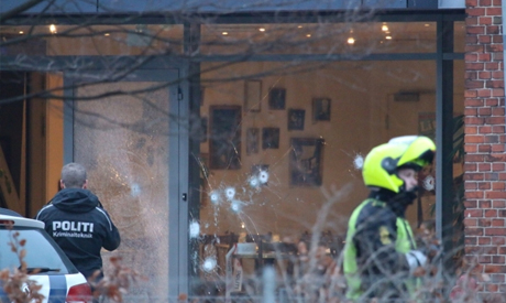 Copenhagen shooting