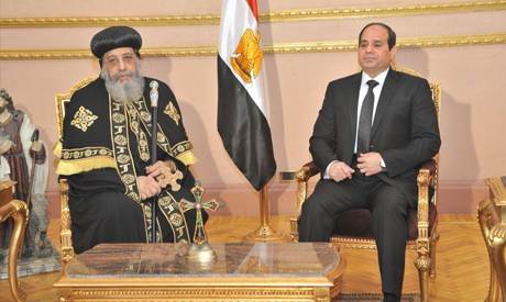 Sisi and Tawadros