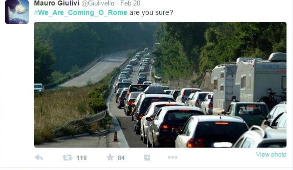 Islamic State Rome Travel Advice