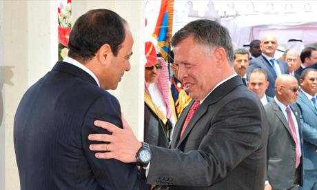 Sisi and Abdullah