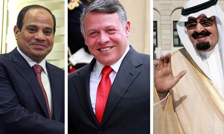 Sisi, Abdullah and Abdullah