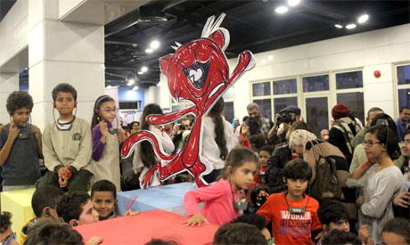 Hakawy International Arts Festival for Children