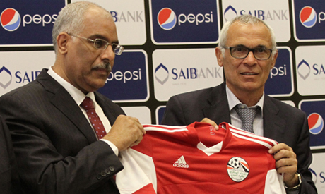 new style 2d23c 24de9 New coach Hector Cuper vows to regain Egypt's winning rhythm ...