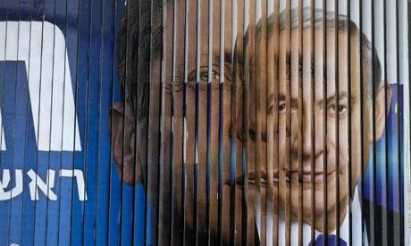 Netanyahu , Herzog
