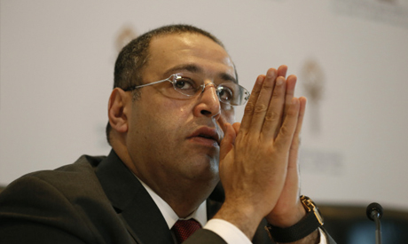 Egyptian Minister of Investment Ashraf Salman