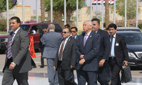 Yemeni Foreign Minister Riad Yassin