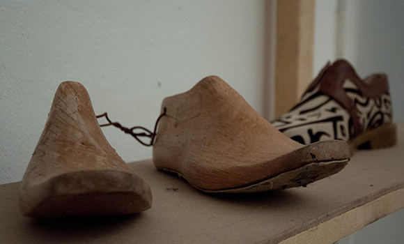 Exhibition About Shoes