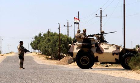 Sinai army