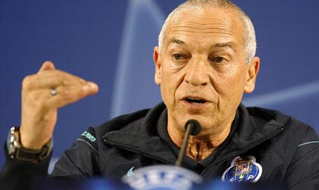 Portuguese coach Jesualdo Ferreira