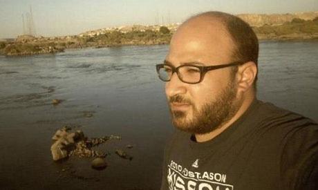 Activist Hassan Mostafa