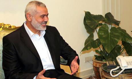 Senior Hamas leader Ismail Haniya