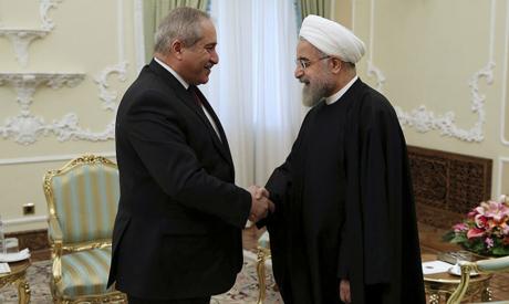 Rouhani Jordan FM AP