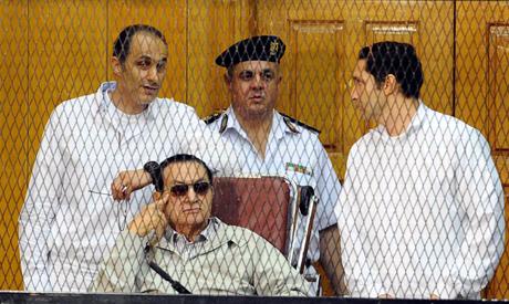 Alaa, Gamal and Mubrark