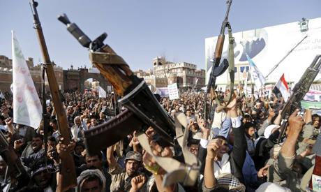 Houthi group