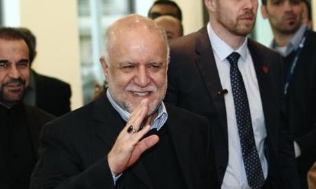 Iran oil minister