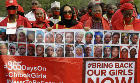Nigeria Schoolgirls