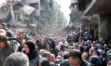 Yarmouk camp