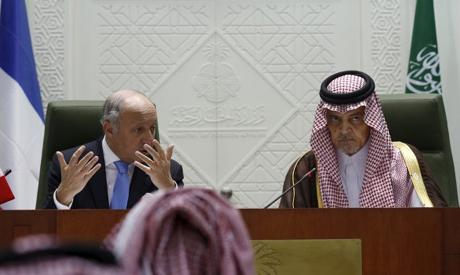 Saud al-Faisal , Laurent Fabius