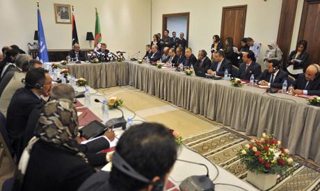 Algeria Libya