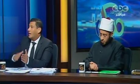 Osama Al-Azhary and Islam El-Behery