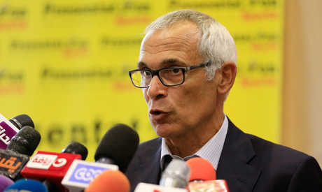 Hector Cuper of Argentina