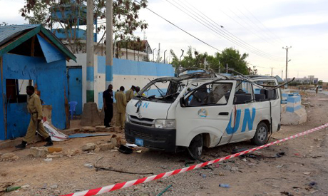 Somalia bus attack