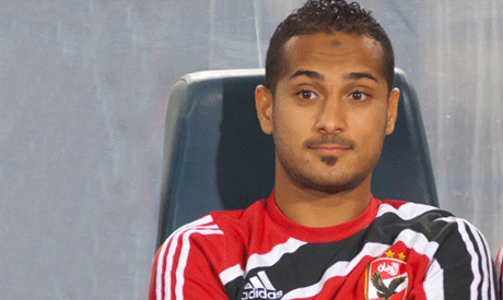 Ahly's Walid Soliman